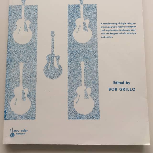 Sal Salvador's Single String Studies for Guitar image
