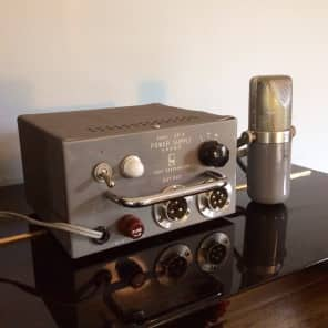 Sony C-37A Vintage Tube Condenser Microphone