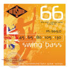 Rotosound RS665LD Roundwound 5-String Swing Bass Guitar Strings .045-.130 image