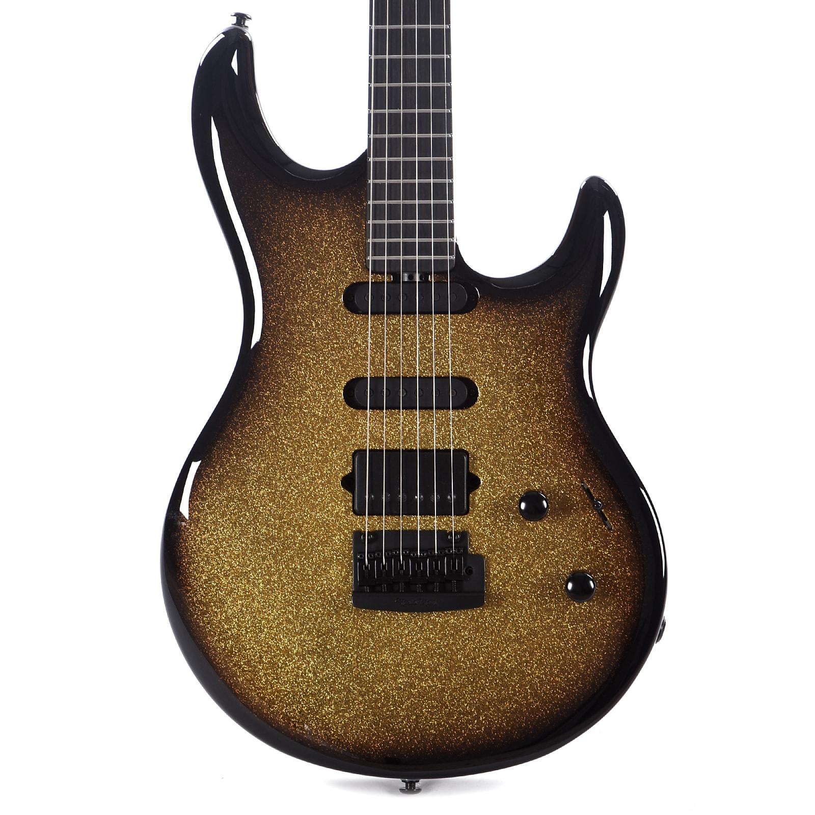 Music Man BFR Luke Shadow Gold Roasted Figured Maple Neck w/Ebony Fingerboard