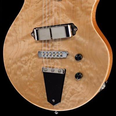 Rick Turner Model T Natural Quilted Maple (275) for sale