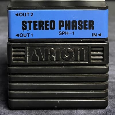 Arion SPH-1 Stereo Phaser Pedal for sale