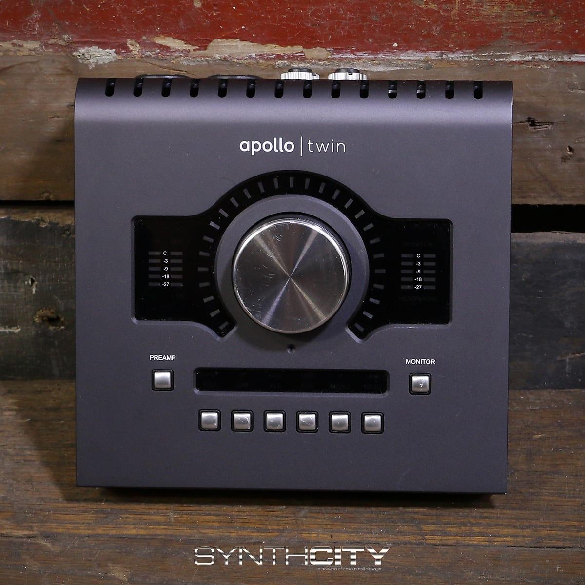Universal Audio Apollo Twin Duo MKII w/ Box