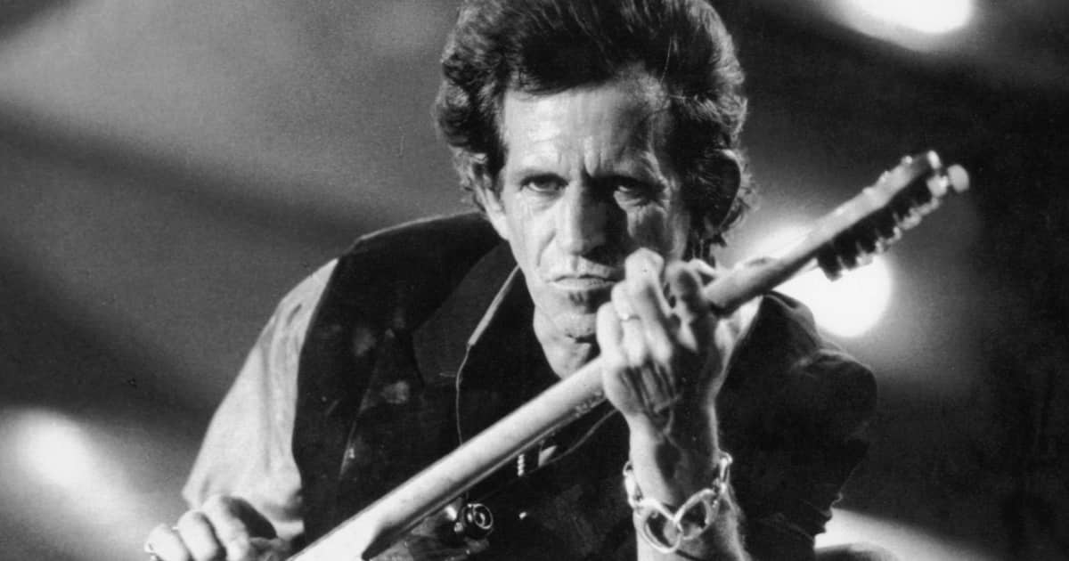 What The Hell Happenedkeith Richards Reverb News