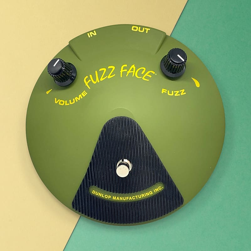 The Dunlop Limited Hybrid Fuzz Face