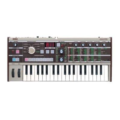 Korg micro 37-Key Synthesizer and Vocoder, Analog Modeling Synthesizer, Assignable Controls