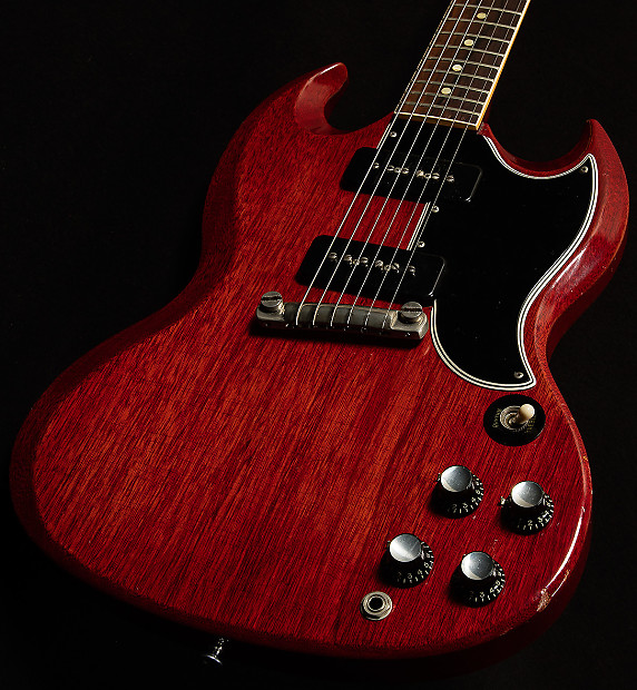 Gibson SG Special Cherry 1961