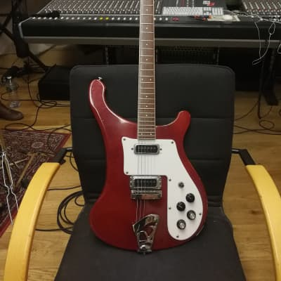 Rickenbacker 480 Burgundy 1978 for sale