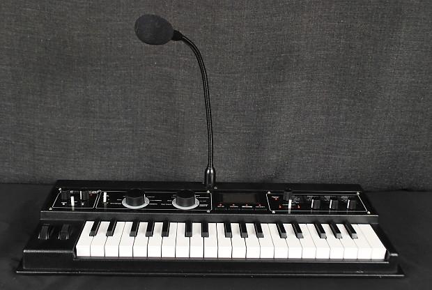Korg microKORG XL+ Synth with Vocoder Black