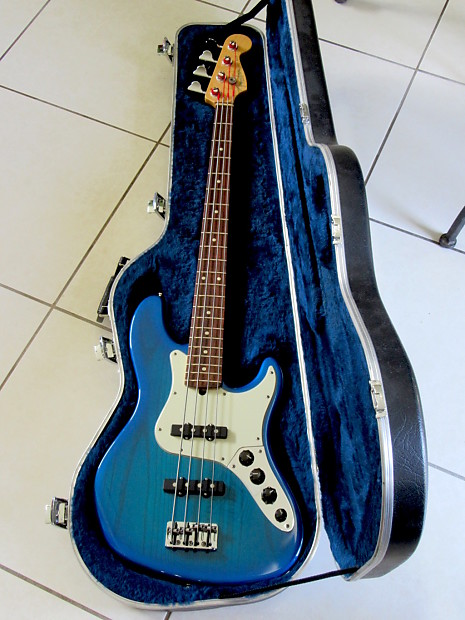 1996 Fender Jazz Bass Deluxe