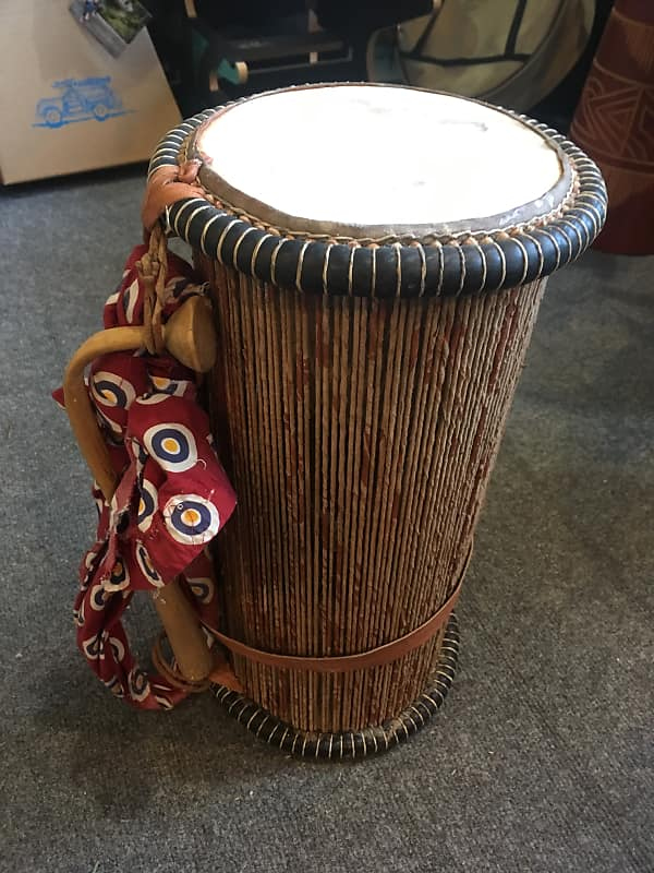 Handmade Talking Drum - Ghana | Blue Sound Music