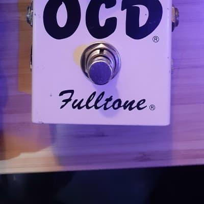Fulltone OCD v1.7 2017 White