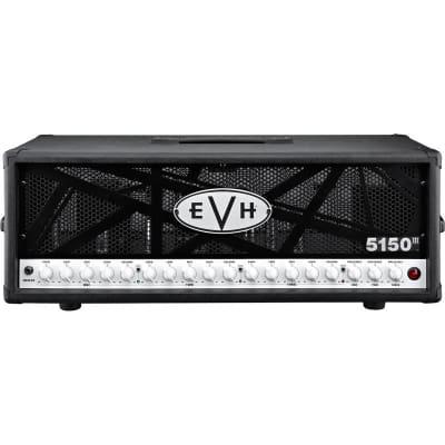 EVH 5150 III 100w Guitar Amplifier Head, Black