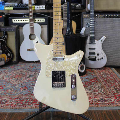 RARE Ron DeMarino Custom Guitars Jaguar Style Electric Blonde for sale