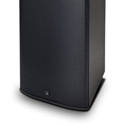 "Turbosound 15"" 2-Way Passive/Bi-Amp Arrayable Speaker with 90x40 Degree Dispersion - Restock Item"