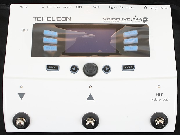tc helicon voicelive play gtx guitar effect vocal reverb. Black Bedroom Furniture Sets. Home Design Ideas