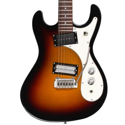Danelectro '64XT 3 Tone Sunburst