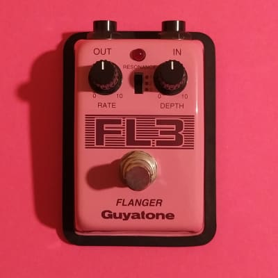 Guyatone FL-3 Flanger near mint w/box - Panasonic MN3207 BBD - Japan
