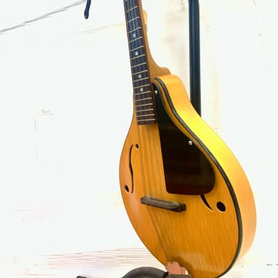 Stradolin  Jr. 1940's-Early 50's Blonde w/ NEW Hardcase for sale