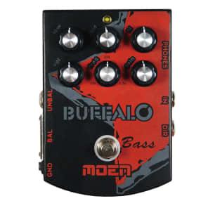 Moen BS-BA Buffalo Bass DI/Parametric EQ