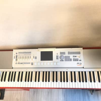 Korg M3 73 Keys Music Workstation