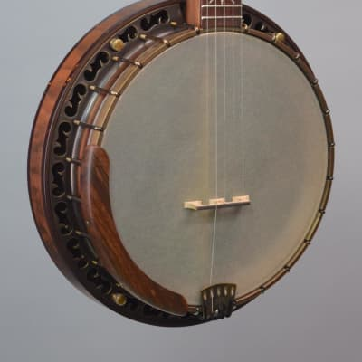 OME North Star 5-String Bluegrass Banjo w/ Walnut Neck & Resonator for sale