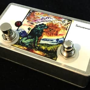 Saturnworks True Bypass Looper + Soft Touch Momentary Stutter Kill Switch