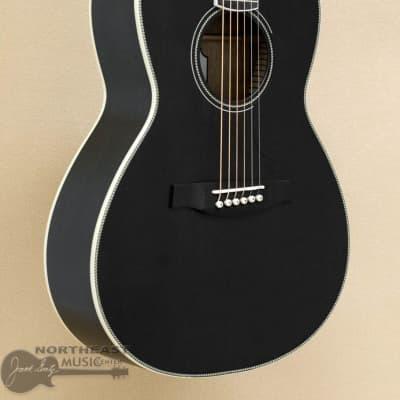 PRS SE Tonare P20E Parlor Acoustic Guitar - Charcoal for sale