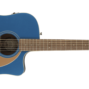 Fender Redondo Player, Walnut Fingerboard, Belmont Blue 885978901258 for sale