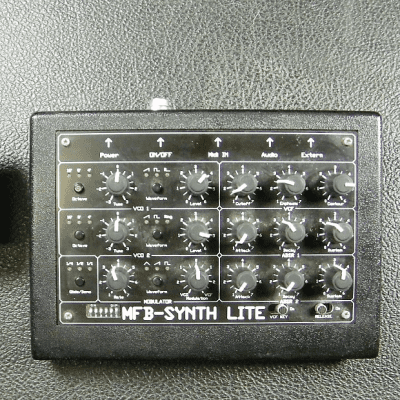 MFB Synth Lite 2000s