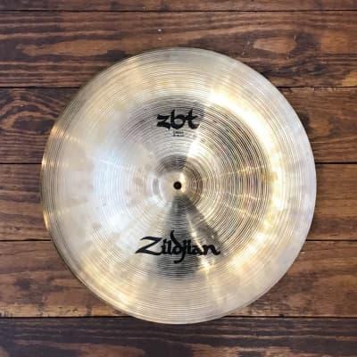 """USED Zildjian ZBT 18"""" China Cymbal"""