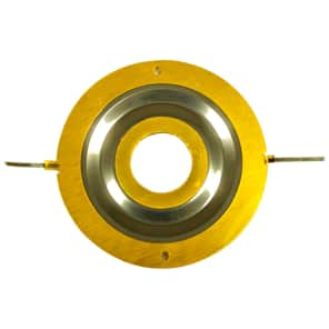 Seismic Audio SA-DR3 8 Ohm Replacement Diaphragm for Peavey/JBL Speakers