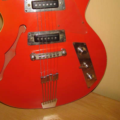 Jolana Kolor Electric Guitar Vintage and Rare for sale