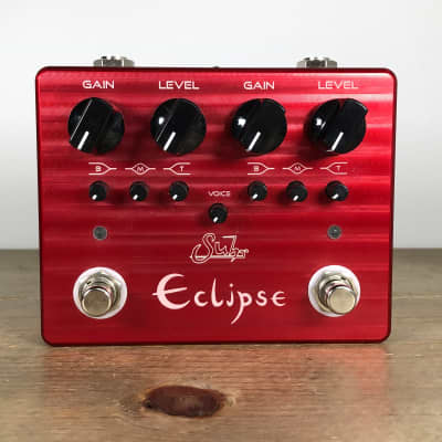 Suhr Eclipse Dual Overdrive/Distortion