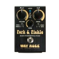 Way Huge Pork & Pickle Bass Overdrive Fuzz Pedal