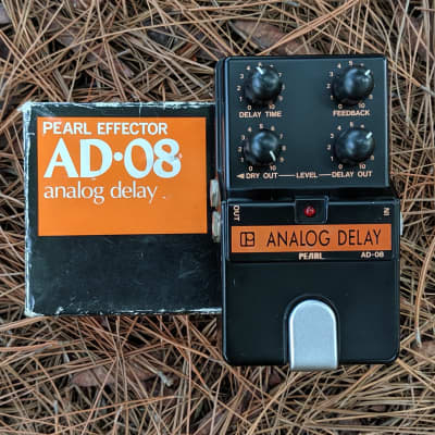 Pearl AD-08 Analog Delay, ships worldwide from US for sale