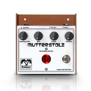 Palmer - Mutterstolz (Tube Distortion) for sale