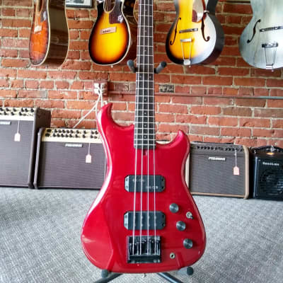 Westone Spectrum GT 1980s Metallic Red for sale