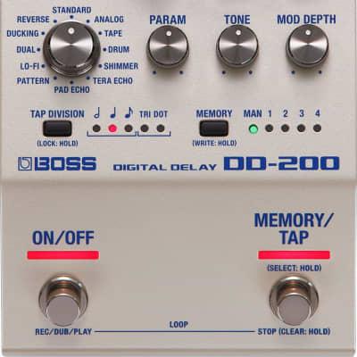BOSS DD-200 Digital Delay for sale