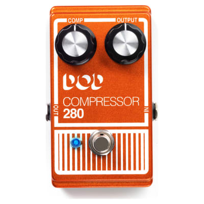 DOD 280 Compressor Reissue Guitar Effect Pedal for sale