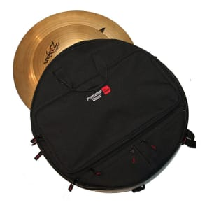 "Gator GP-CYMBAK-22 Protechtor Padded 22"" Cymbal Backpack"