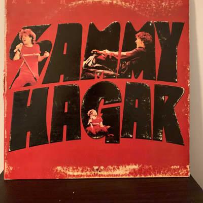 Sammy Hagar - All Night Long - Vinyl