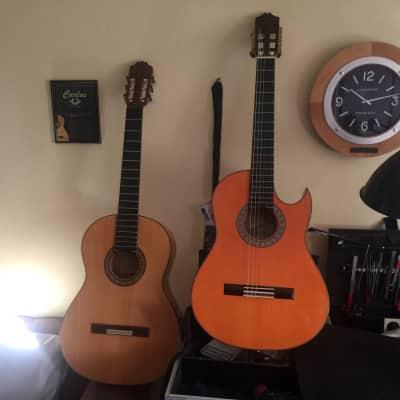 BERNAL Flamenco Fusion Cutaway 2018 natural for sale
