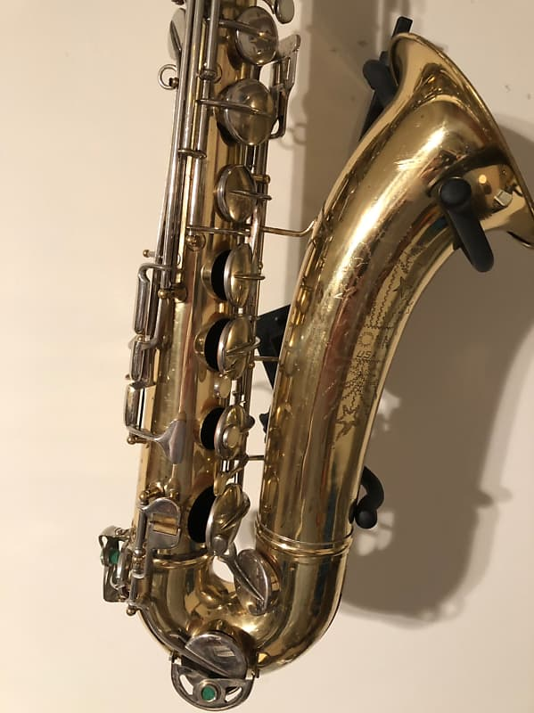 Conn 16M Tenor Saxophone Mid '60's - Good Pads!   PK SaxGear