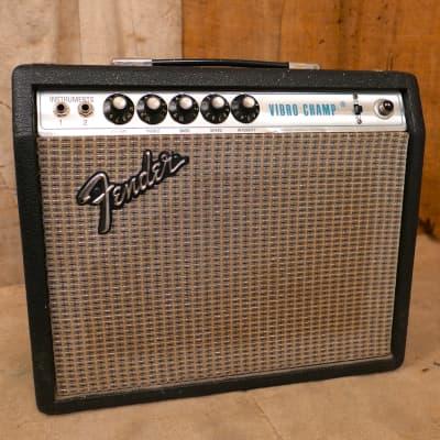 Fender Vibro Champ 1974 Silverface