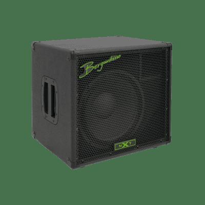"Bergantino NXT112 1 x 12"" bass guitar cabinet - black - NEW - Free shipping - Pre-Order"