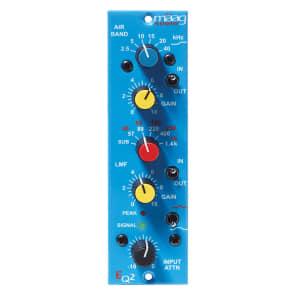 Maag Audio EQ2 500 Series Equalizer Module