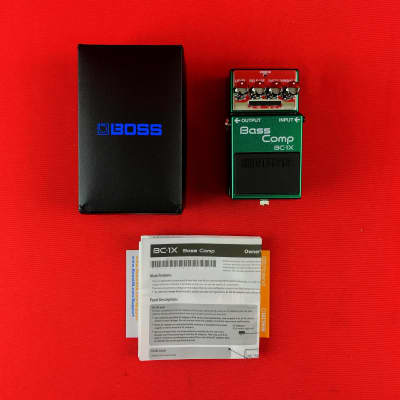[USED] Boss BC-1X Bass Compressor