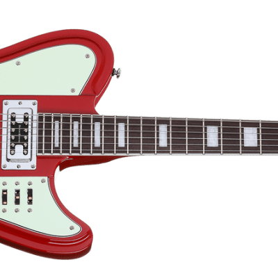 Schecter Ultra III Vintage Red