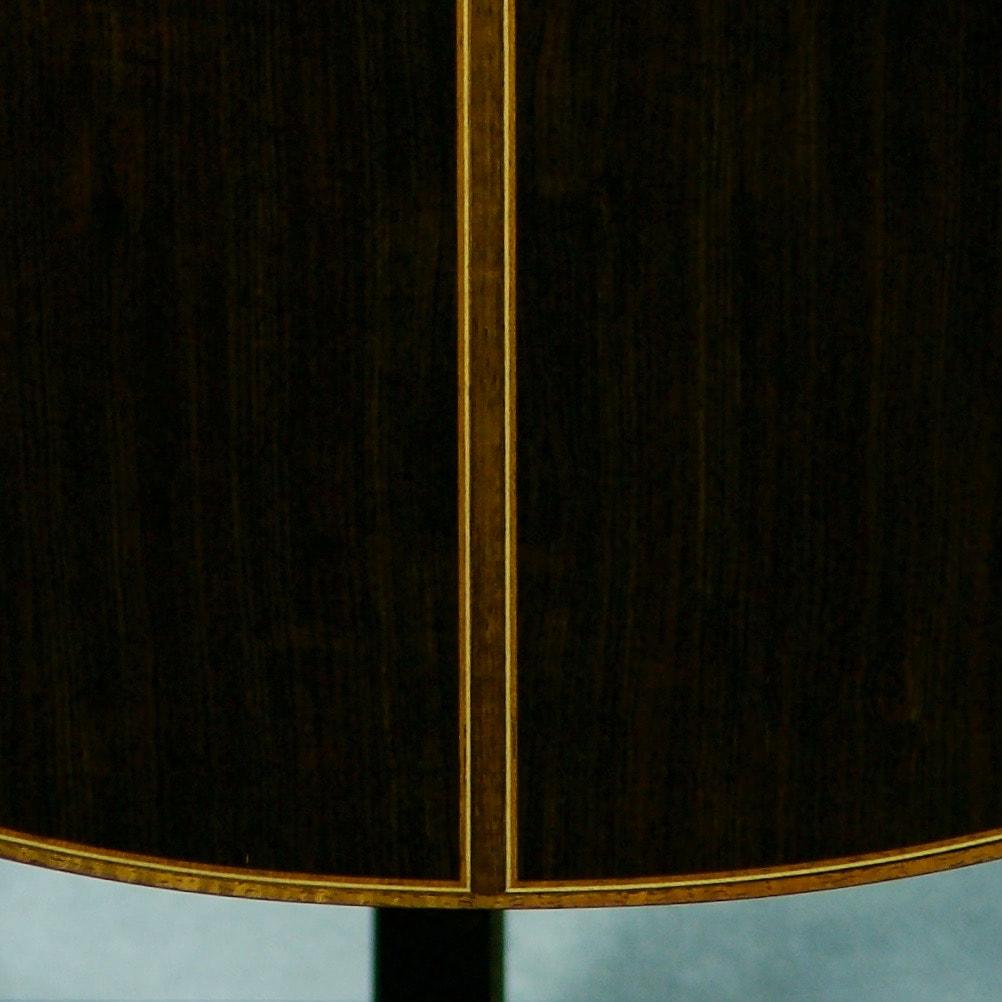 Lowden F50c African Blackwood / Sinker Redwood